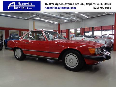1988 Mercedes-Benz 560-Class for sale in Naperville, IL