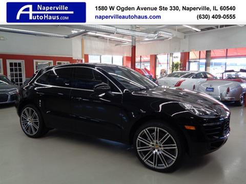 2016 Porsche Macan for sale in Naperville, IL
