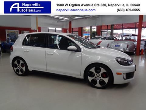 2012 Volkswagen GTI for sale in Naperville, IL