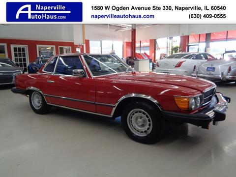 1977 Mercedes-Benz 450-Class for sale in Naperville, IL