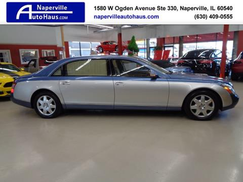2006 Maybach 62 for sale in Naperville, IL