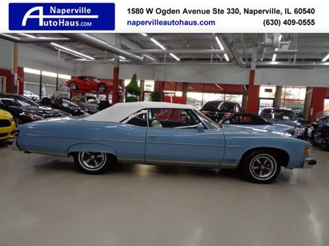 1975 Pontiac Grand Ville for sale in Naperville, IL