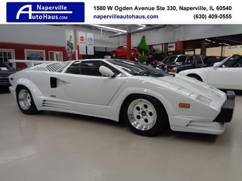 Used Lamborghini Countach For Sale In Houston Tx Carsforsale Com