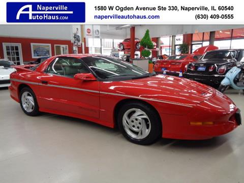 1993 Pontiac Firebird for sale in Naperville, IL