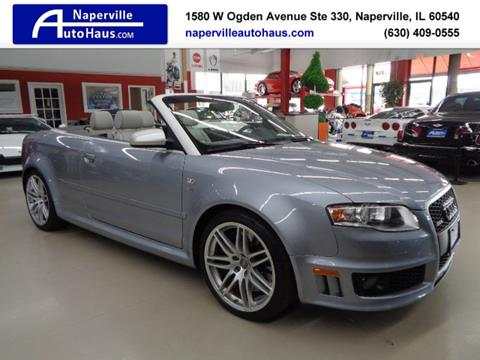 2008 Audi RS 4 for sale in Naperville, IL