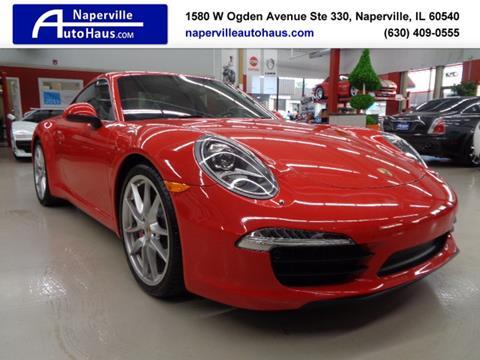 2014 Porsche 911 for sale in Naperville, IL