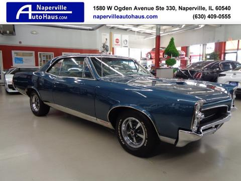 1967 Pontiac GTO for sale in Naperville, IL