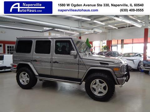 2005 Mercedes-Benz G-Class for sale in Naperville, IL