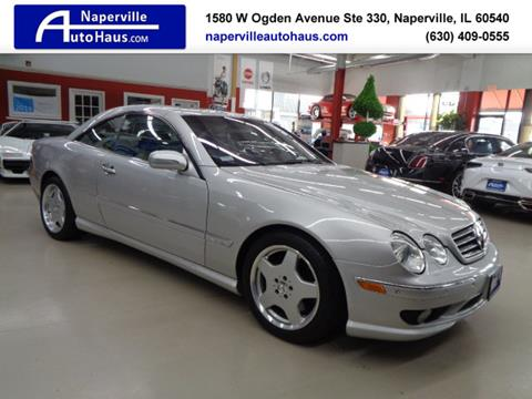 2001 Mercedes-Benz CL-Class for sale in Naperville, IL