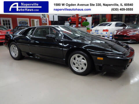 1990 Lotus Esprit for sale at Naperville Auto Haus in Naperville IL