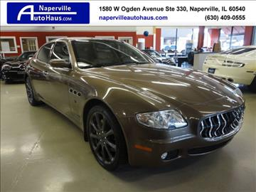 2005 Maserati Quattroporte for sale in Naperville, IL