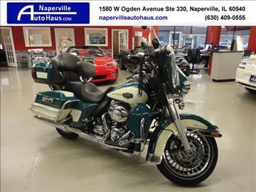 2009 Harley-Davidson FLHTCU for sale in Naperville, IL