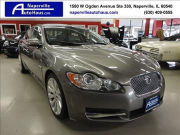 2009 Jaguar XF for sale in Naperville, IL