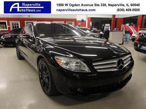 2007 Mercedes-Benz CL-Class for sale in Naperville, IL