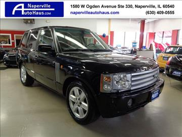 2005 Land Rover Range Rover for sale in Naperville, IL