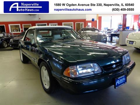 1990 Ford Mustang for sale in Naperville, IL