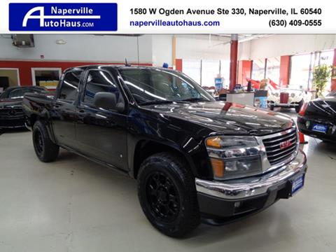 2008 GMC Canyon for sale in Naperville, IL