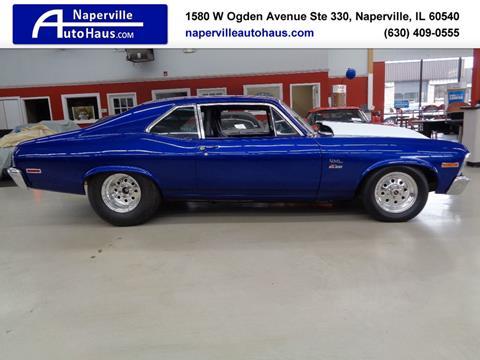 1971 Chevrolet Nova for sale in Naperville, IL