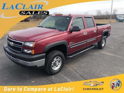 Used 2007 Chevrolet Silverado 2500 For Sale in Michigan - Carsforsale.com®