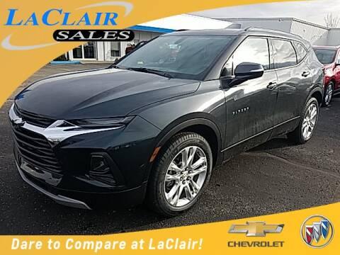 2020 Chevrolet Blazer for sale in Chesaning, MI