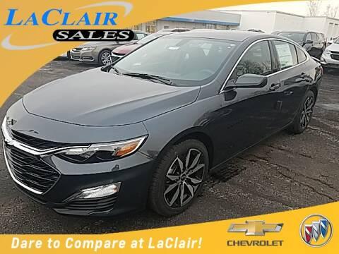 2020 Chevrolet Malibu for sale in Chesaning, MI