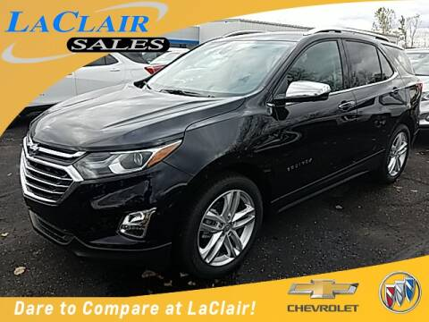 2020 Chevrolet Equinox for sale in Chesaning, MI