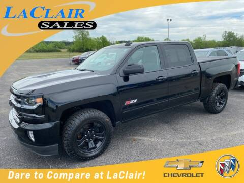 2017 Chevrolet Silverado 1500 LTZ Z71 for sale at Laclair Sales Chevy Buick Inc in Chesaning MI