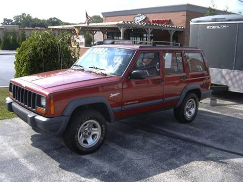 1998 Jeep Cherokee for sale in Dyer, IN