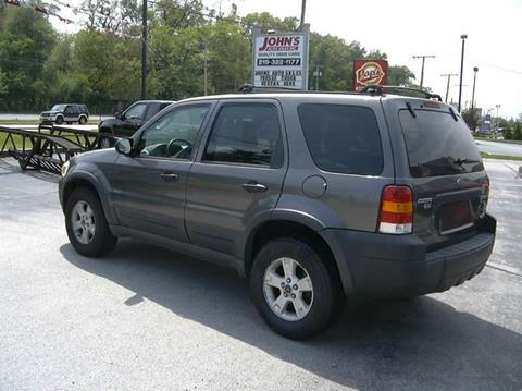 2005 Ford Escape for sale in Dyer, IN