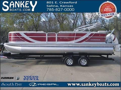 2014 South Bay 724 CRTT Deluxe for sale in Salina, KS