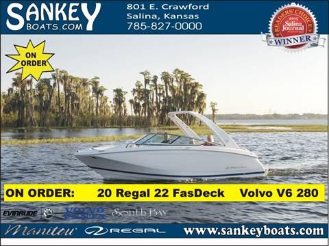 2020 Regal 24 FasDeck for sale in Salina, KS