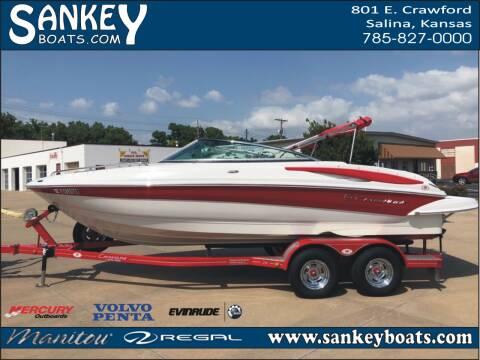 2011 Crownline 220 LS for sale at SankeyBoats.com in Salina KS