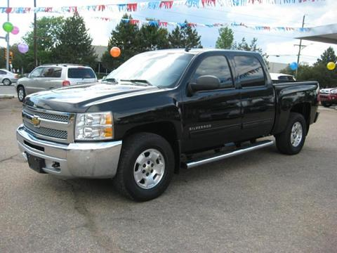 2012 Chevrolet Silverado 1500 for sale in Wheat Ridge, CO