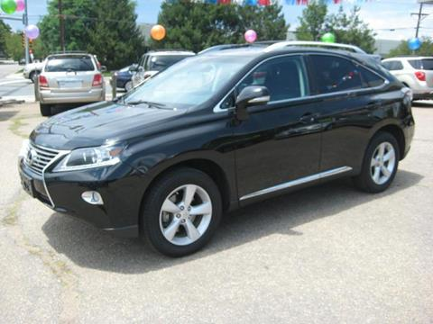 2013 Lexus RX 350 for sale in Wheat Ridge, CO