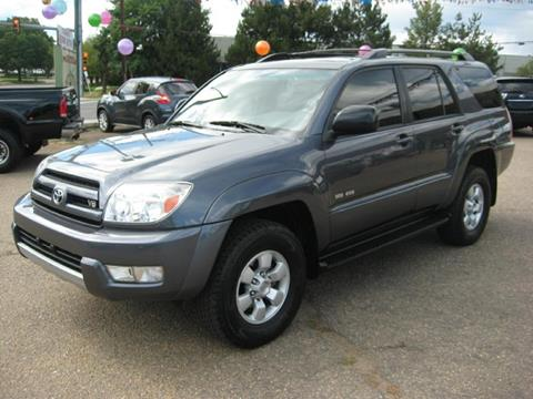2004 Toyota 4Runner for sale in Wheat Ridge, CO