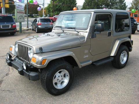 2003 Jeep Wrangler for sale in Wheat Ridge, CO