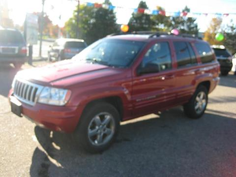 2004 Jeep Grand Cherokee for sale in Wheat Ridge, CO