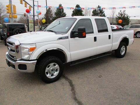 2012 Ford F-250 Super Duty For Sale In Wheat Ridge, CO