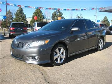 2010 Toyota Camry for sale in Wheat Ridge, CO