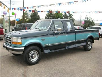 1994 Ford F-250 for sale in Wheat Ridge, CO