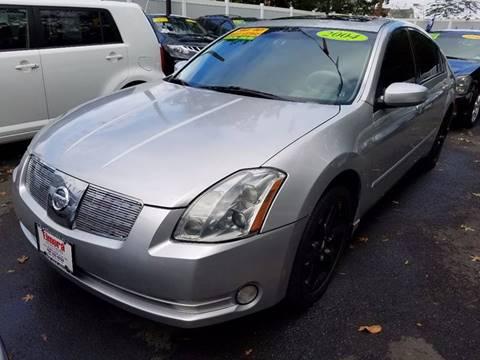 2004 Nissan Maxima for sale in Elizabeth, NJ