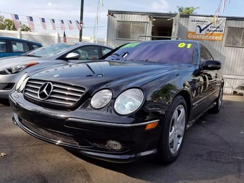 2001 Mercedes-Benz CL-Class for sale in Elizabeth, NJ