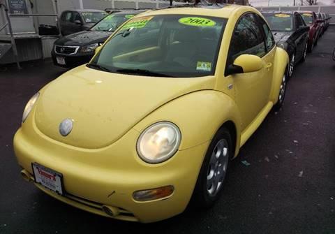 2003 Volkswagen New Beetle for sale in Elizabeth, NJ