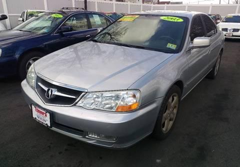 2003 Acura TL for sale in Elizabeth, NJ