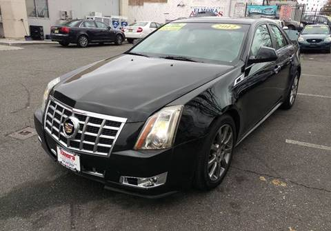 2012 Cadillac CTS for sale in Elizabeth, NJ