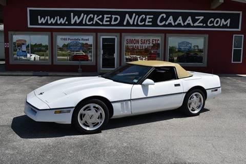 1989 Chevrolet Corvette for sale in Cape Coral, FL