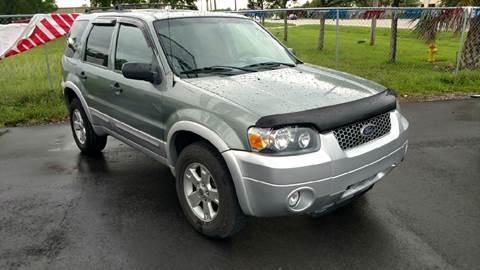 2007 Ford Escape for sale in Cape Coral, FL