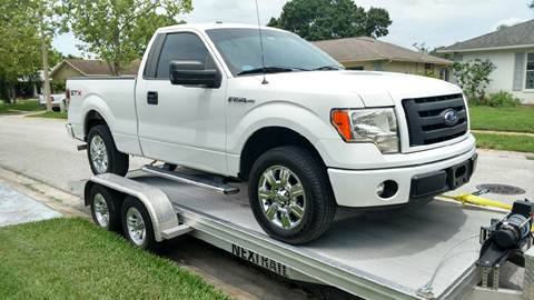 2012 Ford F-150 for sale in Cape Coral, FL