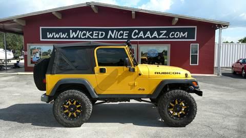 2005 Jeep Wrangler for sale in Cape Coral, FL