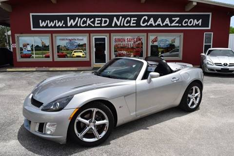 2008 Saturn SKY for sale in Cape Coral, FL
